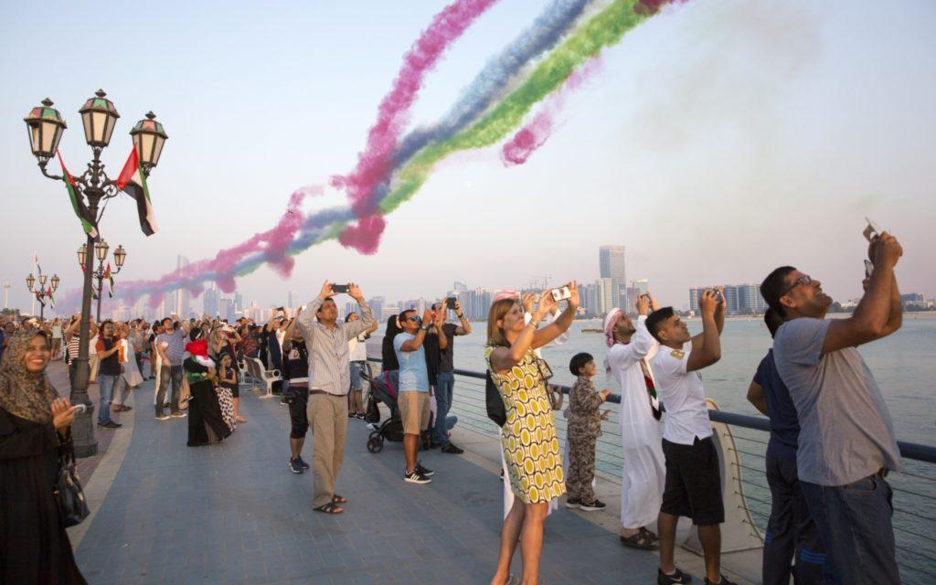 Cosmopolitan Society in Abu Dhabi